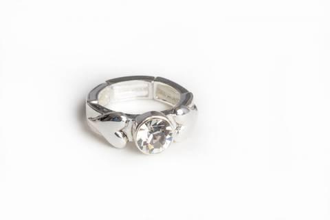 Bilde av 30096 Ring stor blank sten