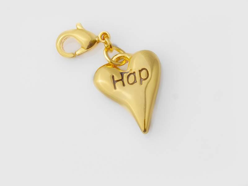 40069 Clips hjerte Håp-Hope